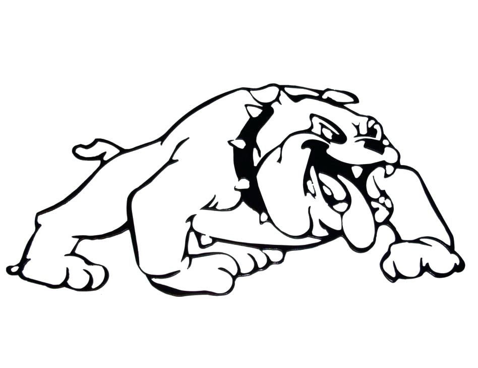 948x729 Bulldog Coloring Pages Bulldog Coloring Page Bulldog Coloring