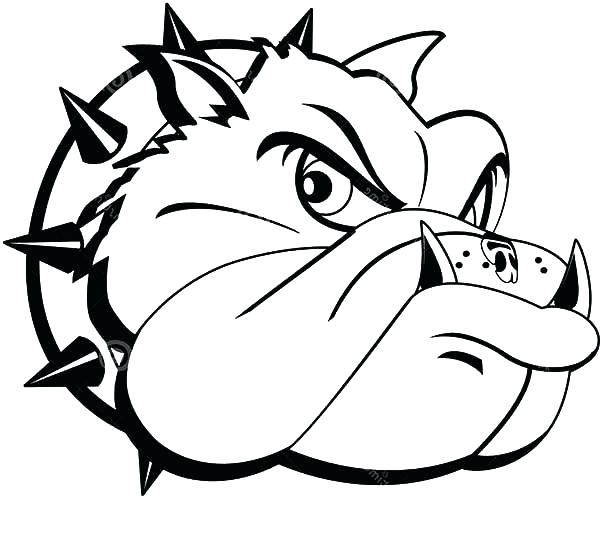 600x540 Free Cartoon Pictures Of Bulldogs Download Free Clip Art Free Free