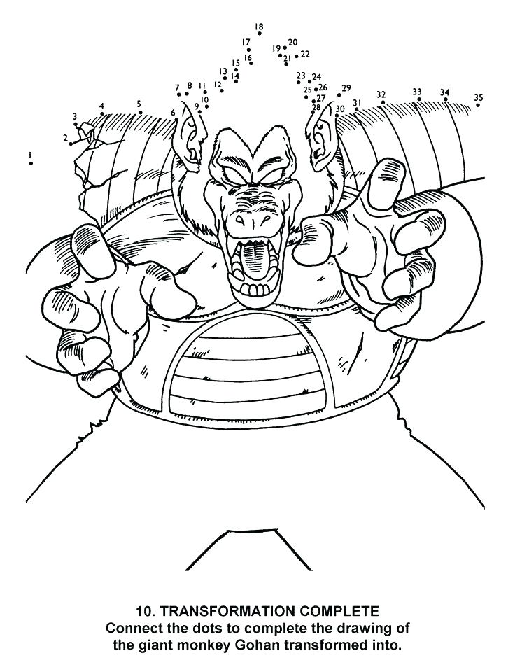736x960 Luxury Dragon Ball Z Coloring Pages And Dragon Ball Z Coloring