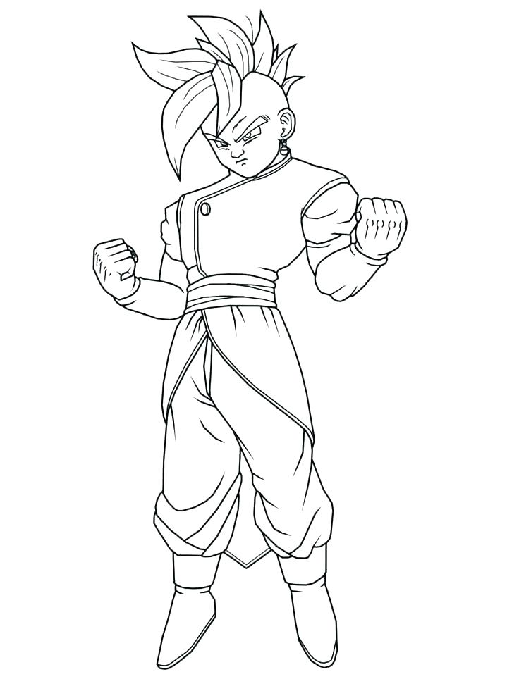 736x981 Z Coloring Page Dragon Ball Z Coloring Page Coloring Pages Dragon