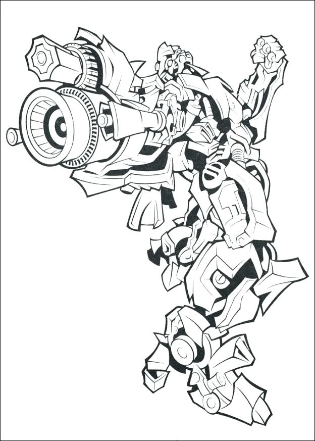 624x873 Bumblebee Transformer Coloring Pages Transformers Coloring Sheet
