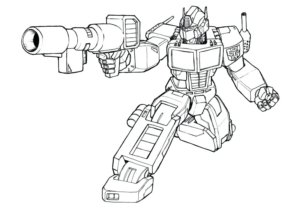 970x707 Idea Bumblebee Transformer Coloring Pages Printable For Large Size