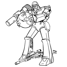 230x230 Top Free Printable Transformers Coloring Pages Online