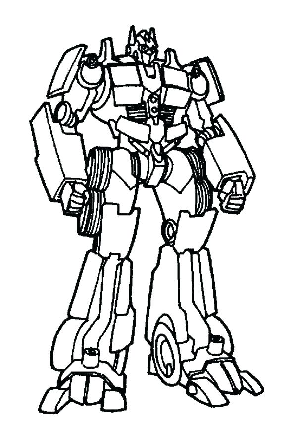 600x873 Transformer Coloring Pages Transformer Coloring Pages Online