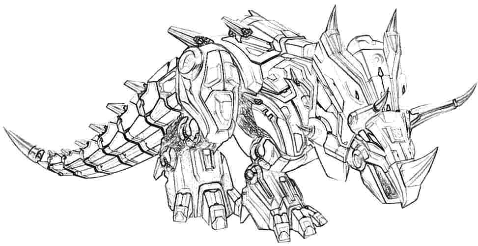 973x500 Transformer Printable Coloring Pages