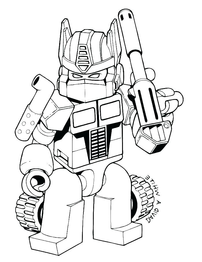 700x907 Free Printable Transformer Coloring Pages Transformers Coloring