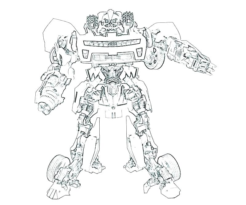 800x667 Free Printable Transformers Coloring Pages