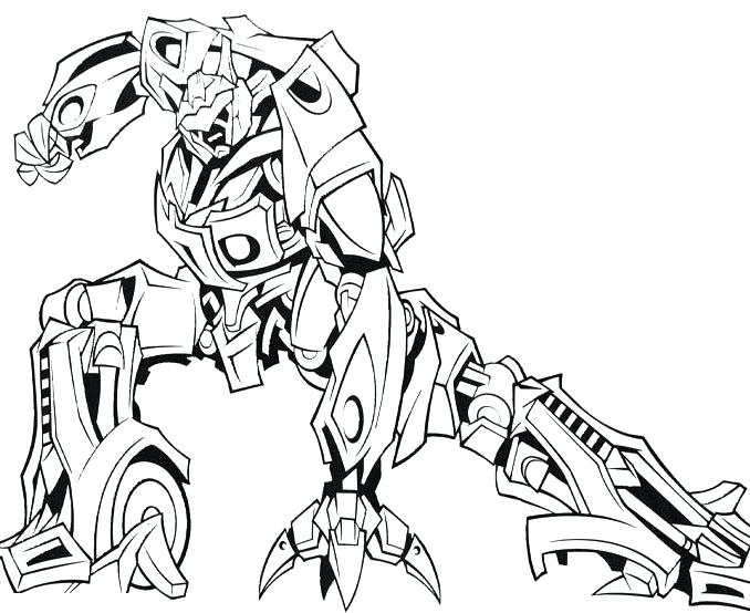 678x554 Transformers Coloring Book Pages Deepart
