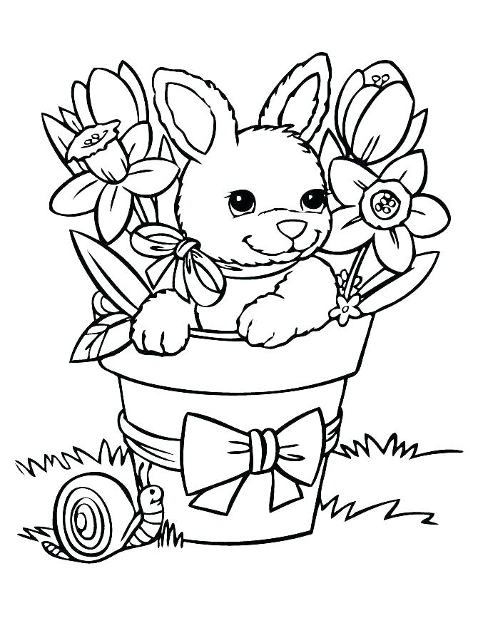 670x867 Coloring Page Bunny Bunny Coloring Pages Drawing Bunny Coloring