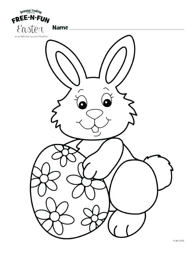 741x960 Printable Easter Bunny Coloring Pages Bunny Coloring Pages
