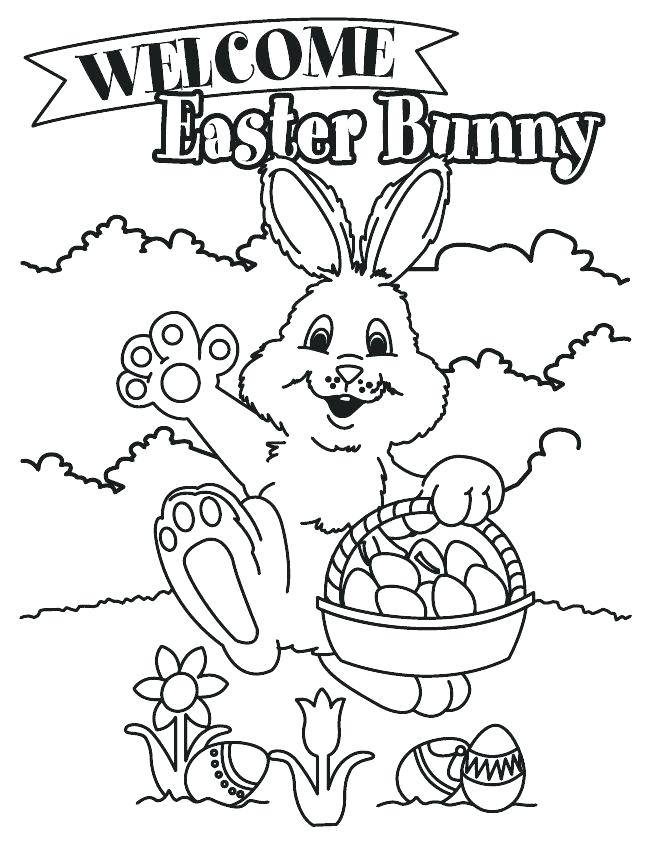 653x845 Easter Bunnies Coloring Pages Free Printable Coloring Pages Bunny