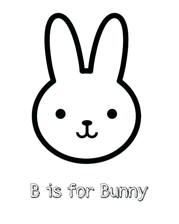 600x750 Rabbit Coloring Page Free Printable Bunny Rabbit Coloring Pages
