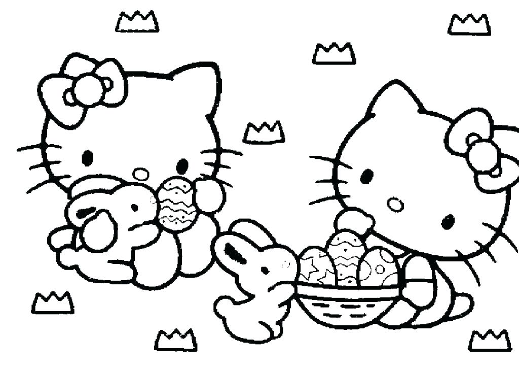 1024x727 Two Face Coloring Pages Bunny Coloring Pages To Print Coloring
