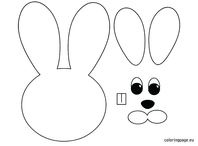 804x595 Ear Coloring Sheets Ear Coloring Page Ear Pictures To Color