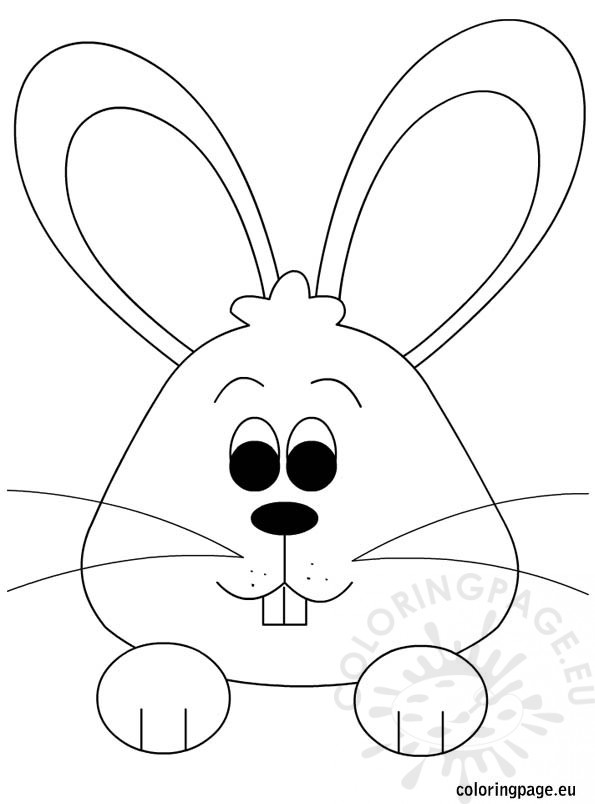 595x804 Easter Bunny