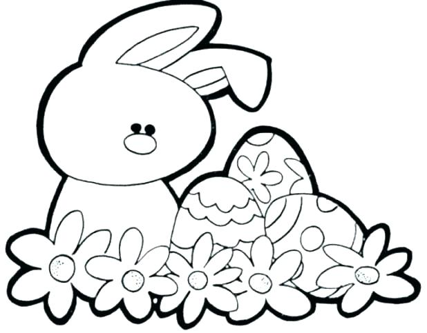 618x483 Cute Bunny Colouring Pages Bunny Rabbit Coloring Page Printable