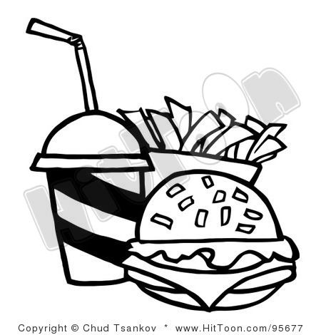 450x470 Coloring Pages For Kids Burger Coloring Pages
