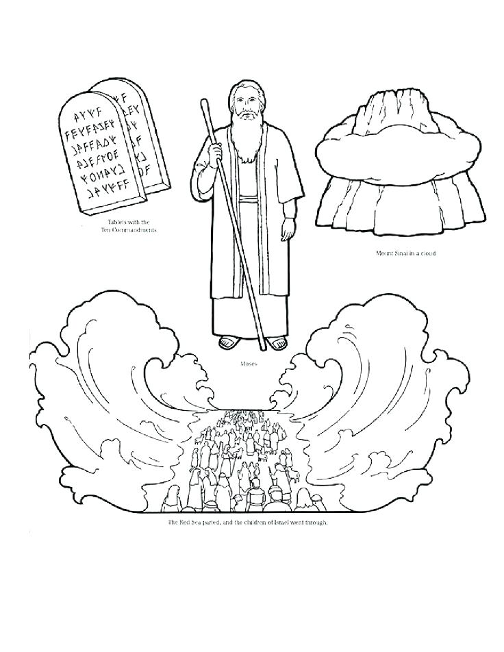 736x952 And The Burning Bush Coloring Pages Surprised Seeing Burning