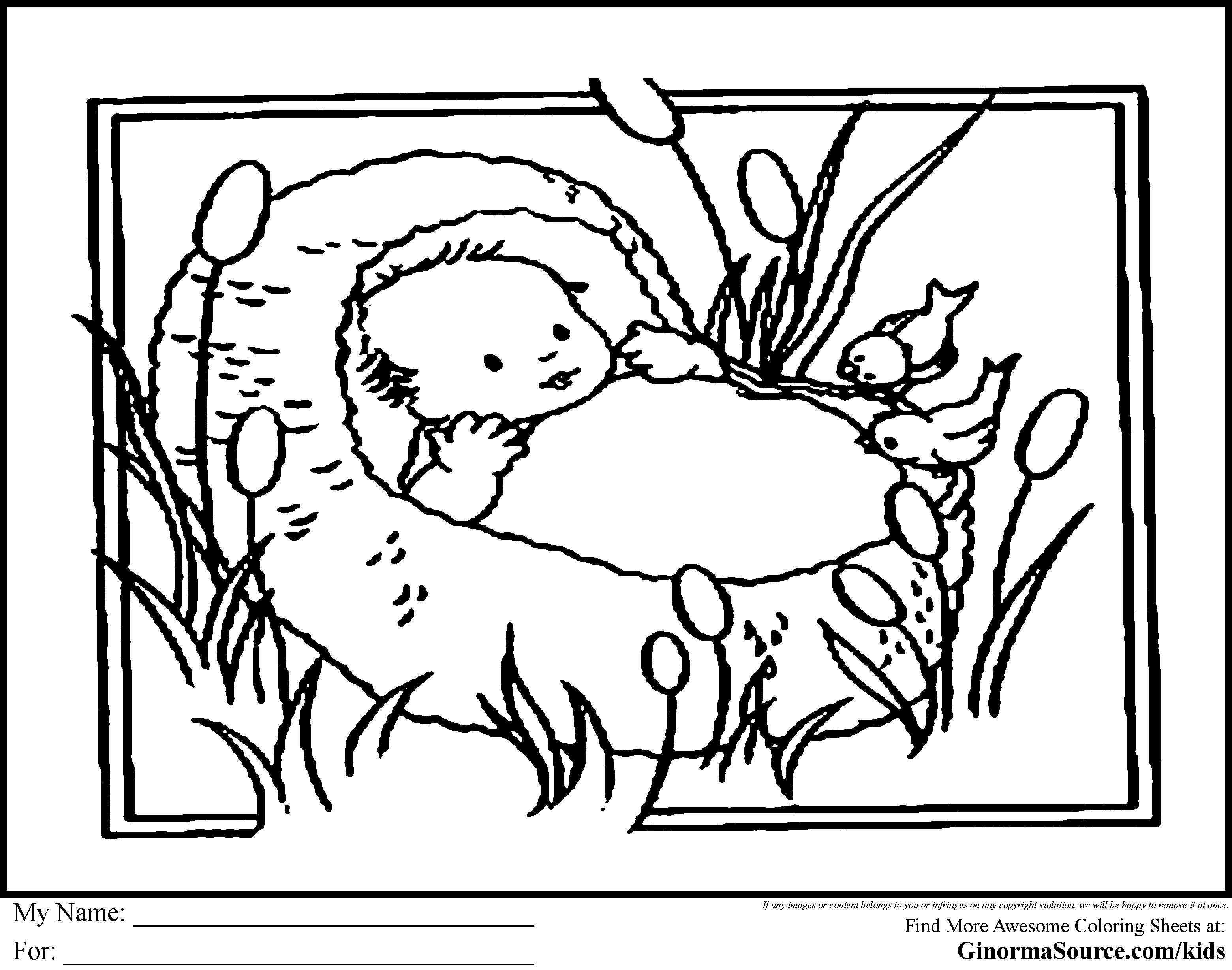 3120x2455 Baby Moses Coloring Page Ahmedmagdy New Coloring Sheets