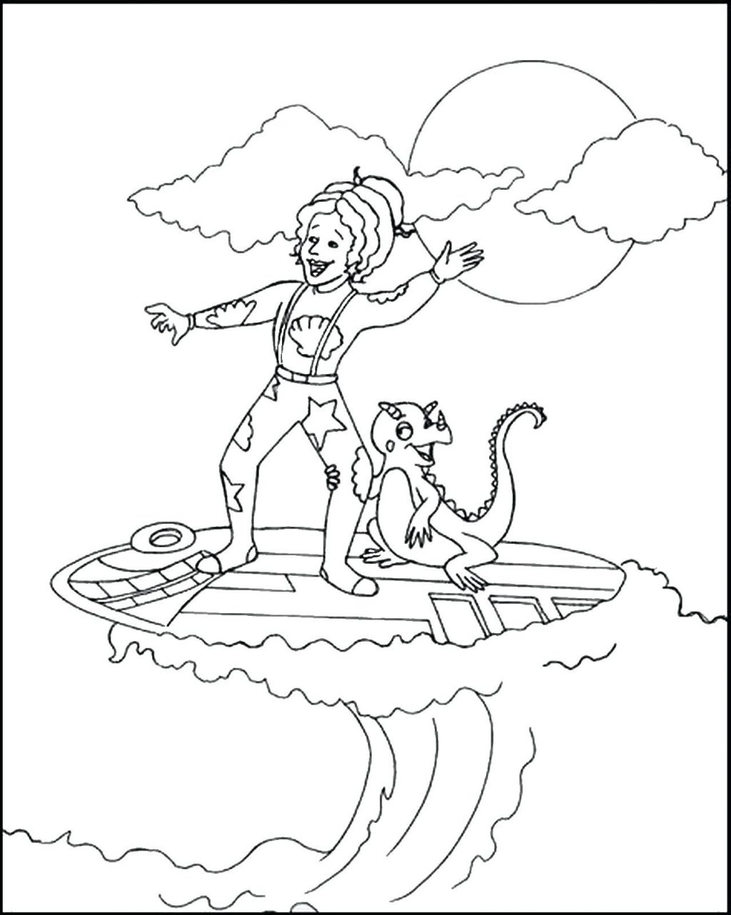 1024x1282 Coloring Page Bus Coloring Pages Magic School Safety Bus