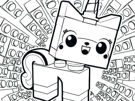 440x330 Lego Color Page Movie Coloring Pages Lord Business Page The Free