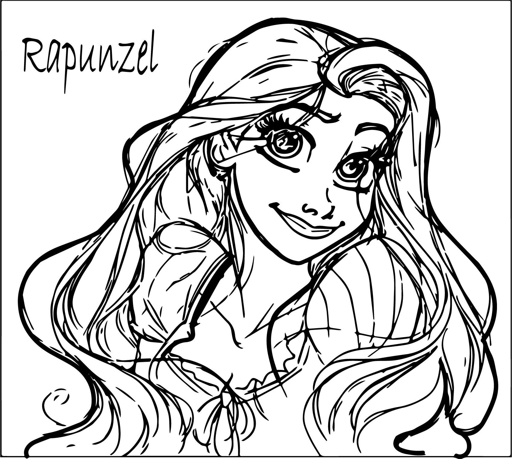 1702x1526 Rapunzel Coloring Page Awesome Unique Rapunzel Coloring Pages