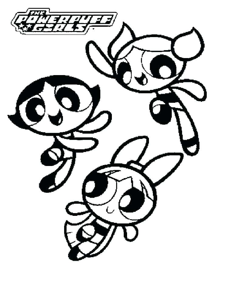 750x1000 Powerpuff Coloring Pages Girl Coloring Pages Online Collection