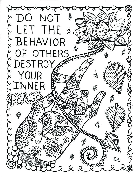 570x737 Flower Coloring Pages For Adults Buttercup Flower Coloring Page