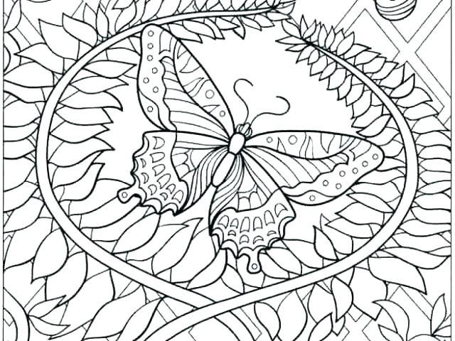 640x480 Butterfly Color Sheets Monarch Butterfly Coloring Pages Printable
