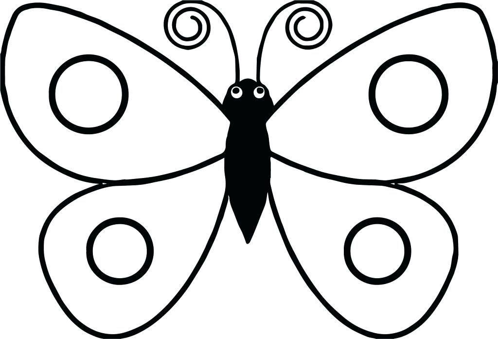 1024x697 Coloring Page Of A Butterfly Amazing Beautiful Ly Coloring Pages