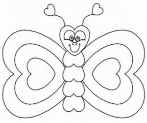 300x250 Mejores De Butterfly Coloring Pages En