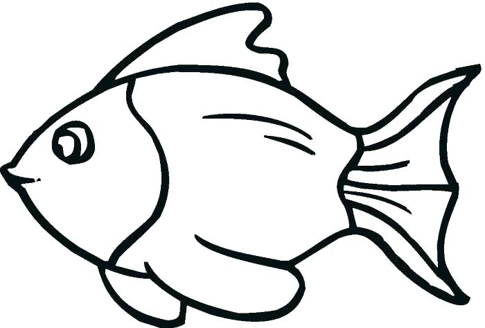 700x473 Printable Fish Coloring Pages Printable Fish Coloring Pages Free