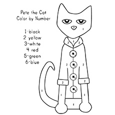 230x230 Top Free Printable Pete The Cat Coloring Pages Online