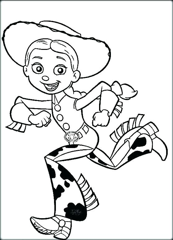 557x770 Good Woody Coloring Pages Free Download Sheriff Toy Story Of Good
