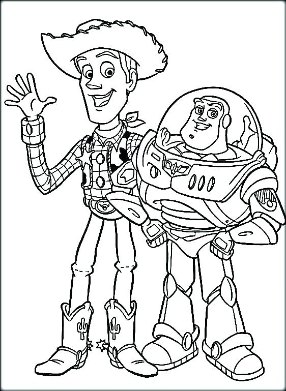562x769 Buzz Lightyear Coloring Page Buzz Coloring Page Awesome Buzz