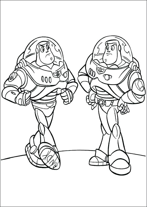 567x794 Buzz Lightyear Coloring Page Buzz Coloring Pages Buzz Coloring