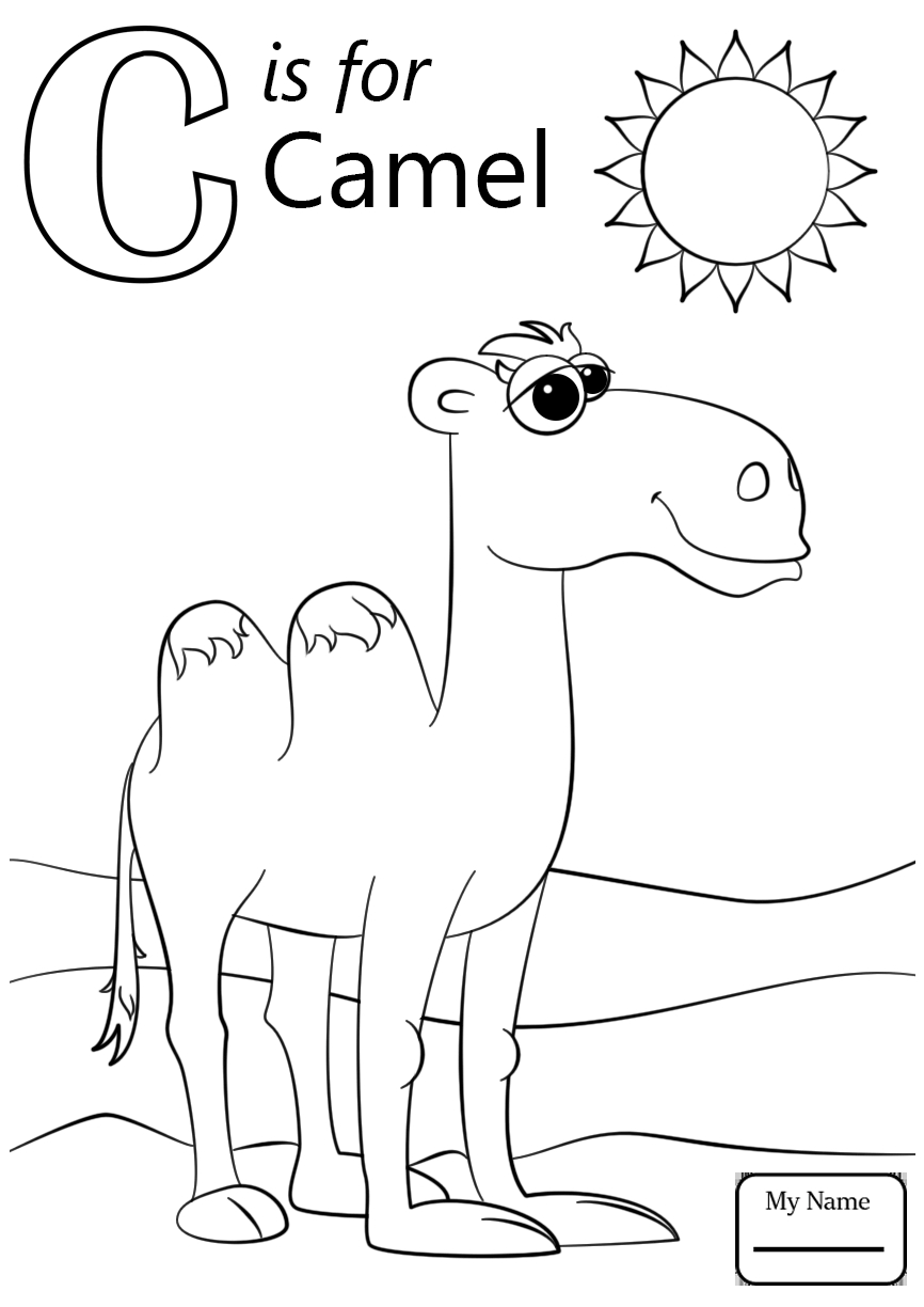 866x1224 Awesome C Is For Cat Letters And Alphabet Letter C Coloring Pages