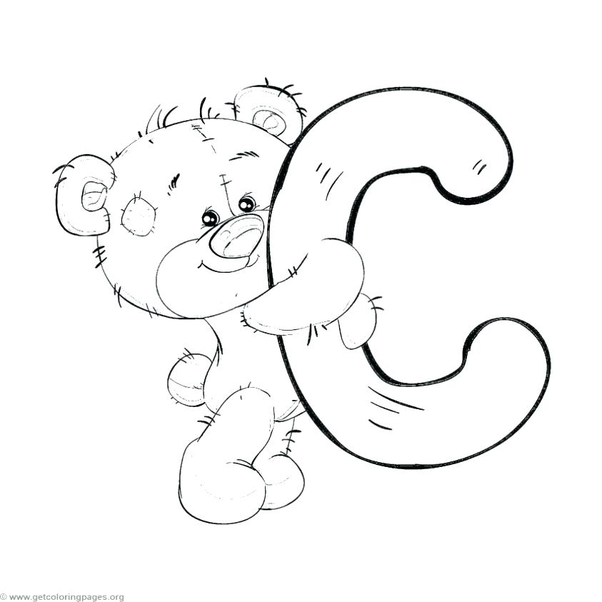 843x843 Beautiful Letter C Coloring Pages Online Capital Page L Beautiful