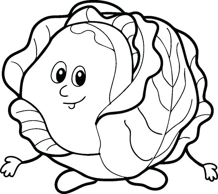736x655 Fruit And Vegetable Coloring Pages Fruits And Veggies Coloring