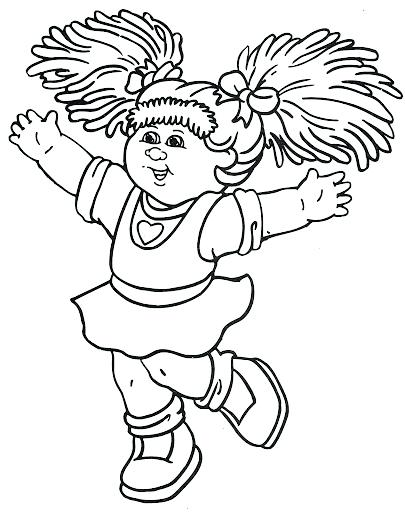 405x512 New Cabbage Patch Kids Coloring Pages And Cabbage Patch Kids