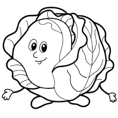 230x230 Top Free Printable Vegetables Coloring Pages Online
