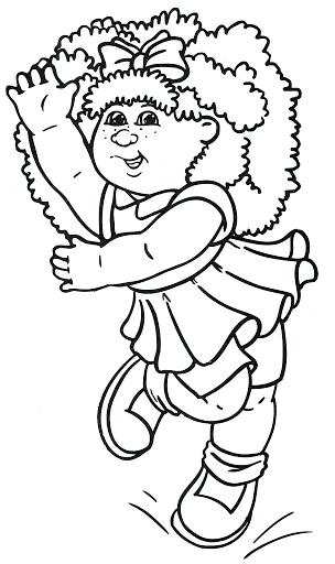 304x512 Elegant Cabbage Patch Kids Coloring Pages Or Cabbage Patch