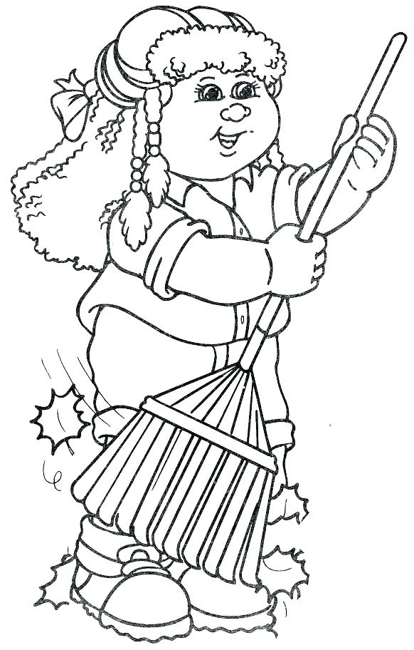 photograph about Cabbage Patch Logo Printable named Cabbage Patch Youngsters Coloring Webpages at  Cost-free