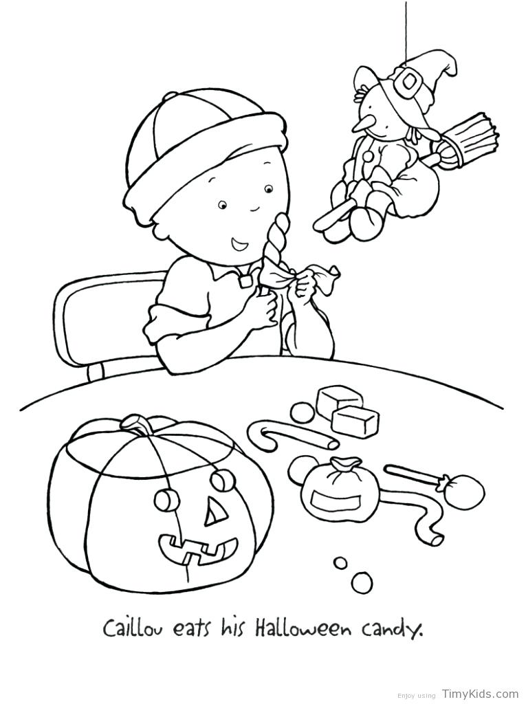 765x1024 Caillou Coloring Book Plus Coloring Page