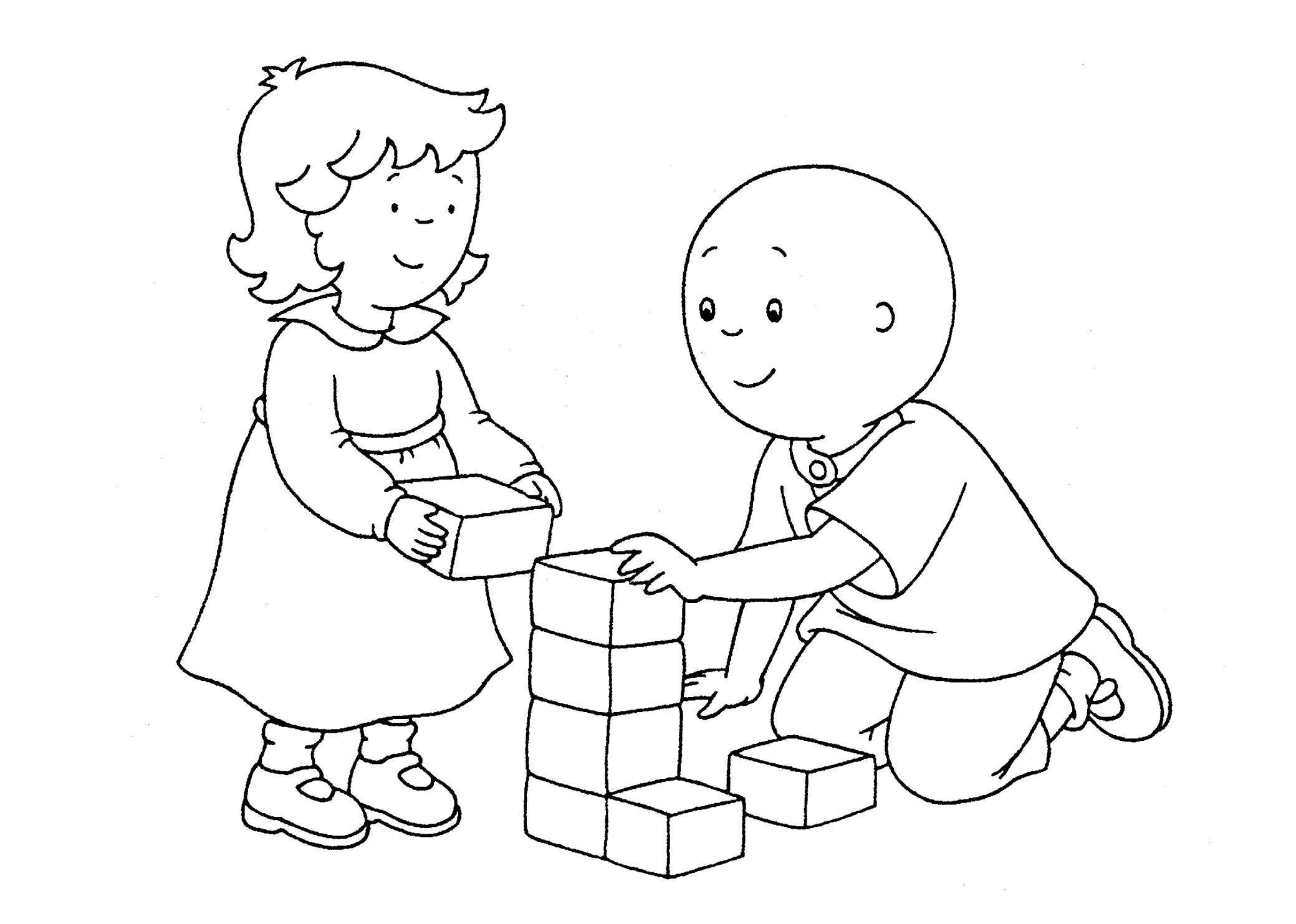 2079x1483 Caillou Printable Coloring Pages Caillou Coloring Pages