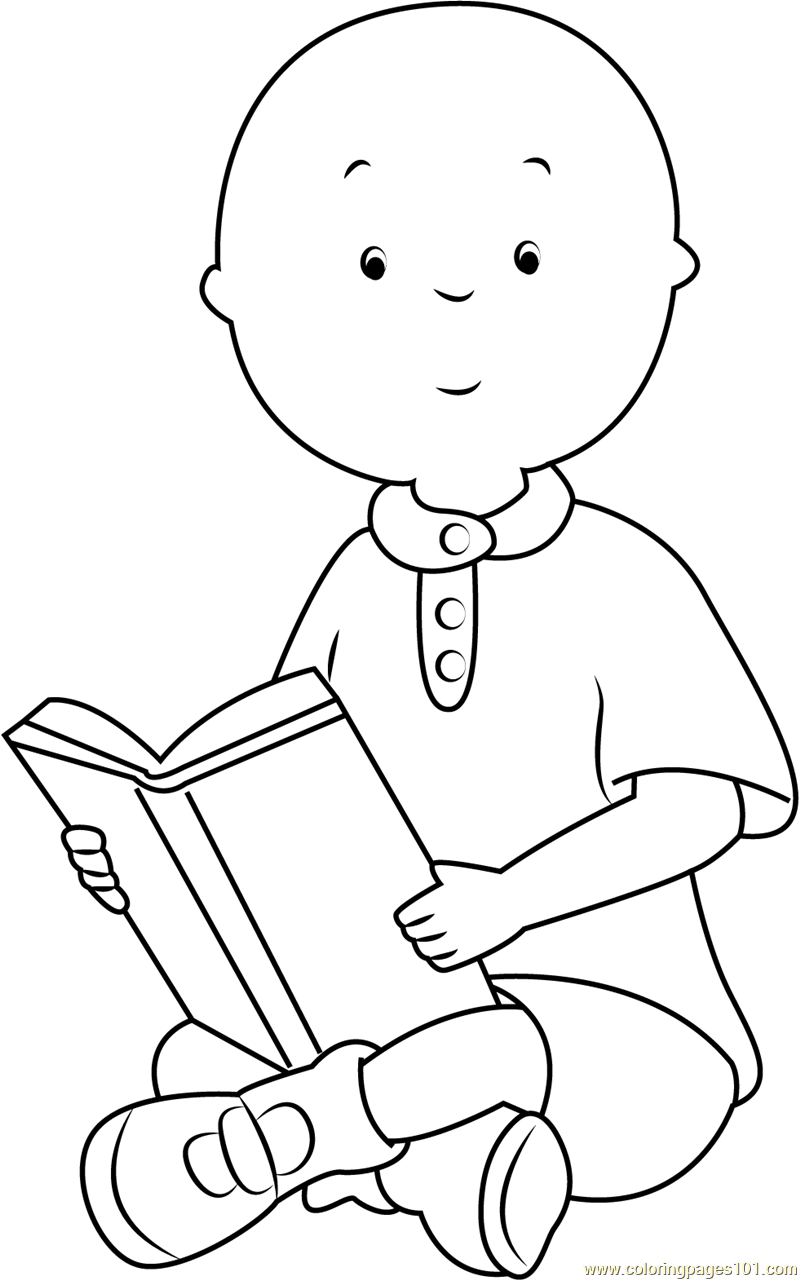 800x1280 Caillou Coloring Pages Caillou Coloring Pages Print Coloring Pages