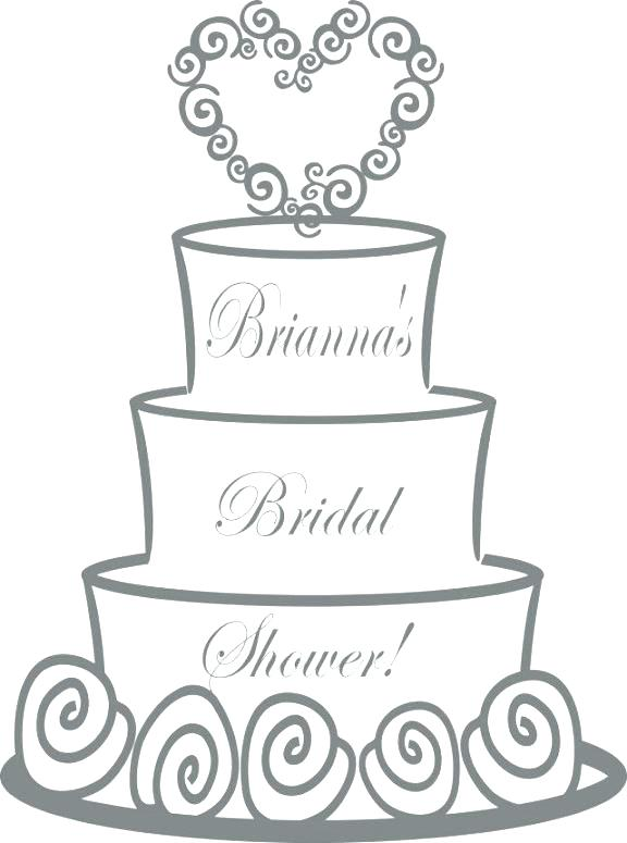 576x775 Wedding Cake Coloring Pages Wedding Cake Coloring Pages Wedding