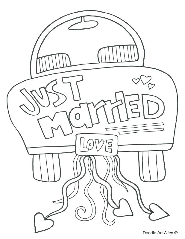 618x800 Wedding Coloring Pages Free Free Online Wedding Coloring Pages
