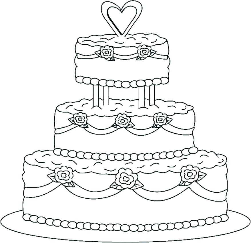 878x849 Coloring Page Cake Hello Kitty Happy Birthday Coloring Pages Happy