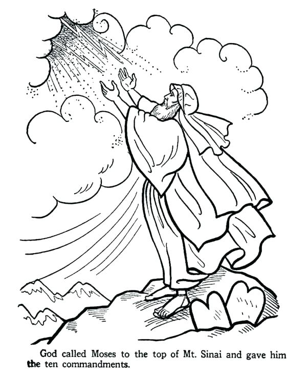 600x734 Golden Calf Coloring Page Golden Calf Coloring Page Golden Calf